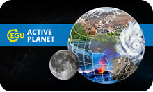 EGU General Assembly 2016 - Active Planet